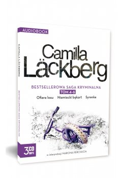 Pakiet Camilla Läckberg (tom 4-6) AUDIOBOOK
