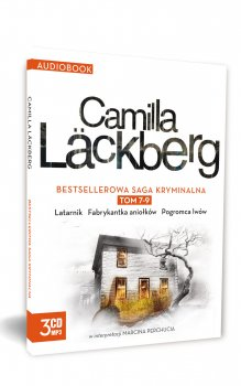 Pakiet Camilla Läckberg (tom 7-9) AUDIOBOOK