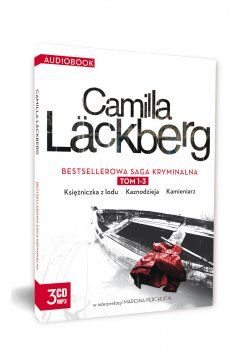 Pakiet Camilla Läckberg (tom 1-3) AUDIOBOOK