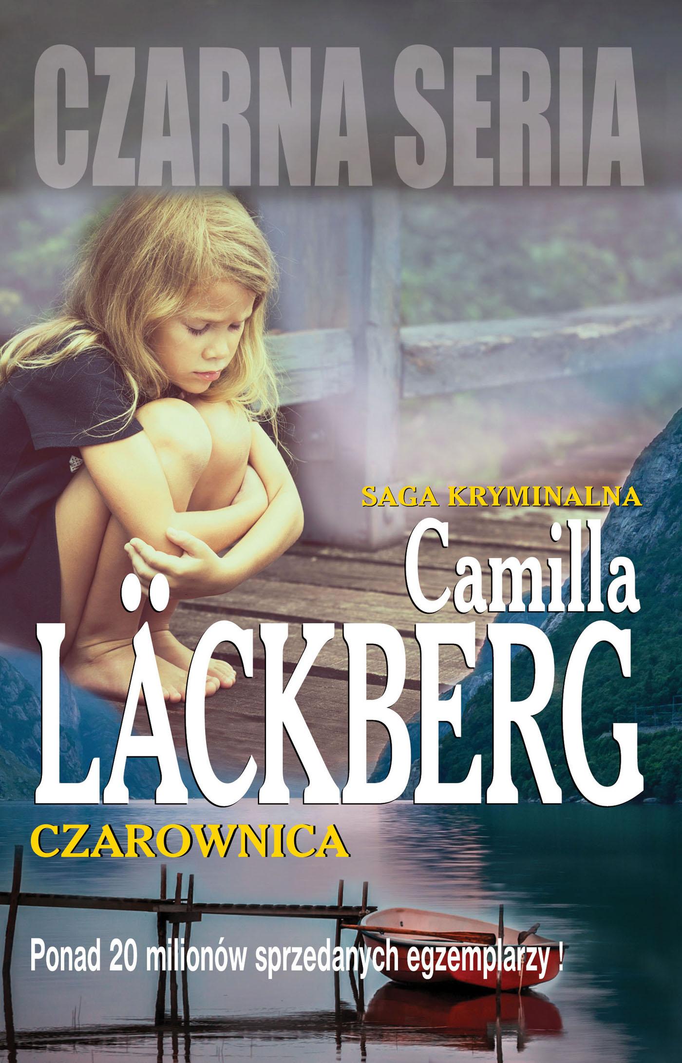 Znalezione obrazy dla zapytania czarownica lackberg
